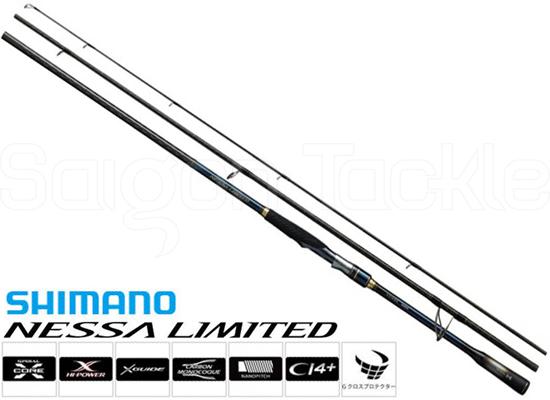 SHIMANO NESSA LIMITED S1000MH+