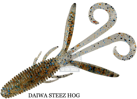 DAIWA STEEZ HOG 3'' - SHRIMP